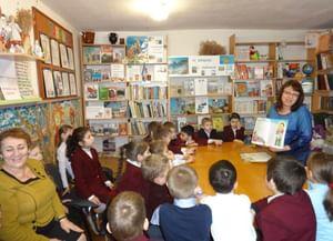 Детская библиотека-филиал № 11 г. Симферополя