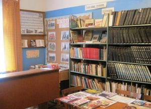 Казанская библиотека п. Казанка