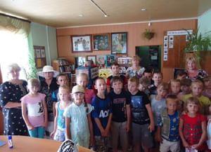 Колосковская модельная сельская библиотека-филиал № 2