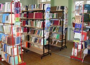 Хабаровская сельская библиотека