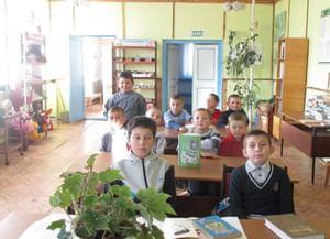 Митро-Аюповская сельская библиотека