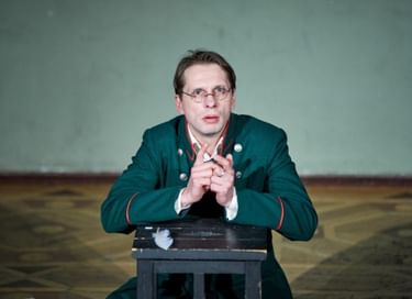 Спектакль «Вальс имени Гоголя»