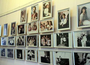 Экспозиция «Романовы в Ливадии»