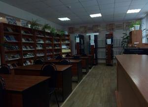 Центральная районная библиотека с. Перемышль