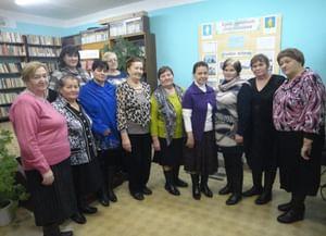 Михалевская сельская библиотека-филиал № 10