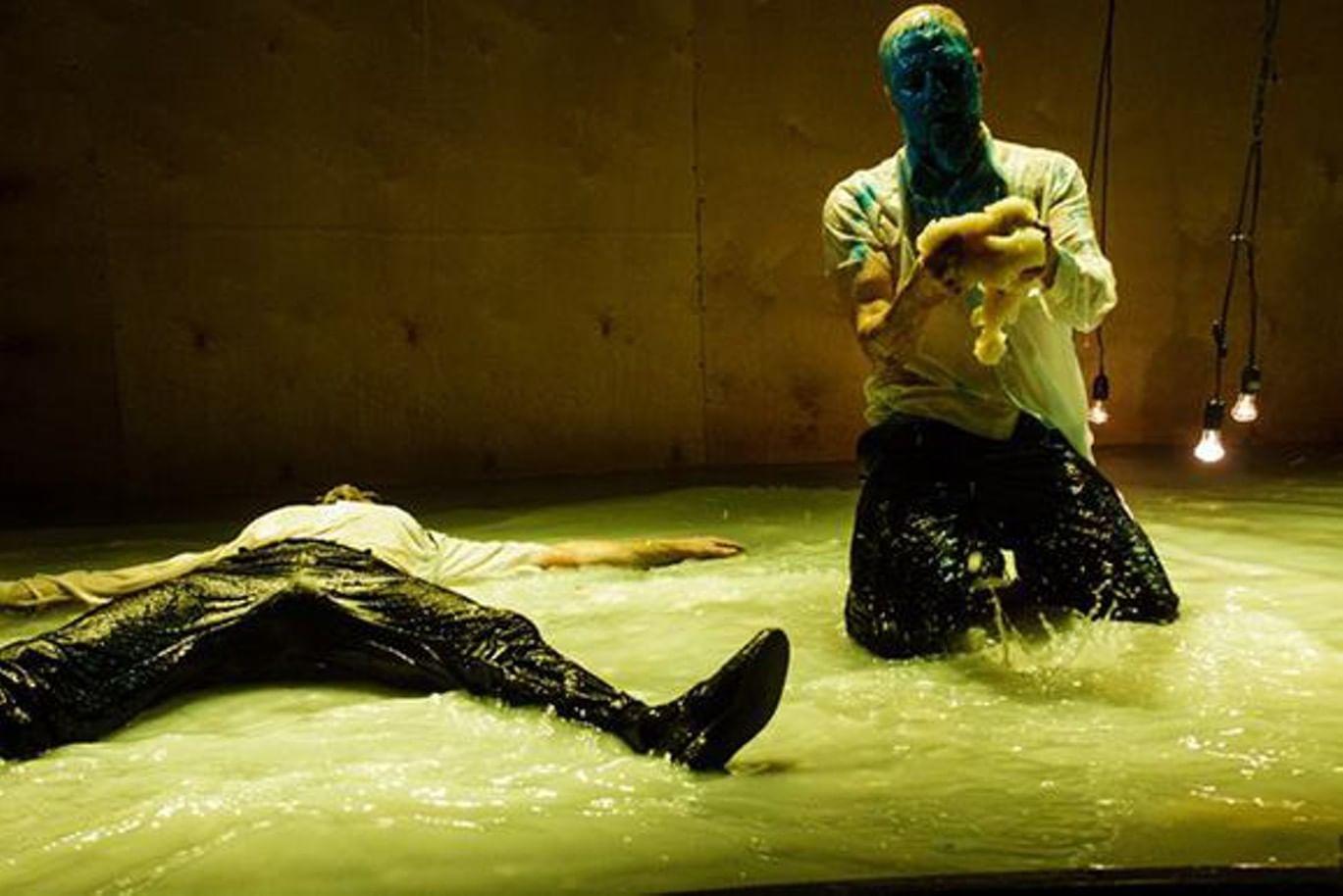 Музей архитектуры имени Щусева представляет спектакль «Между двумя». Галерея 1