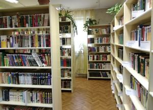 Библиотека № 216 (филиал № 1)