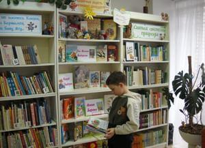 Библиотека семейного чтения № 22 г. Тольятти