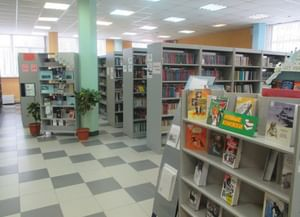 Библиотека № 216 (филиал № 2)