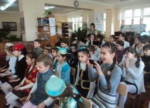 Детская библиотека-филиал № 16 г. Симферополя