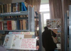 Бакшеевская сельская библиотека
