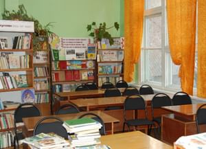 Бабаевская сельская библиотека