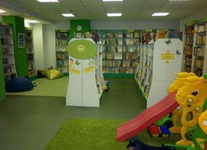Детская библиотека № 203