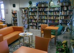 Библиотека № 212 им. Т. Г. Шевченко
