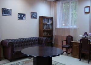 Библиотека № 210 – Культурный центр А. Т. Твардовского