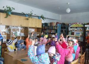 Петровская сельская библиотека-филиал № 29