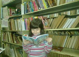 Пристенская сельская библиотека-филиал № 8