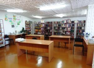 Библиотека поселка Мичуринский