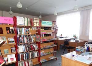 Колесниковская сельская библиотека