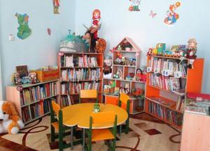 Лыбаевская сельская библиотека