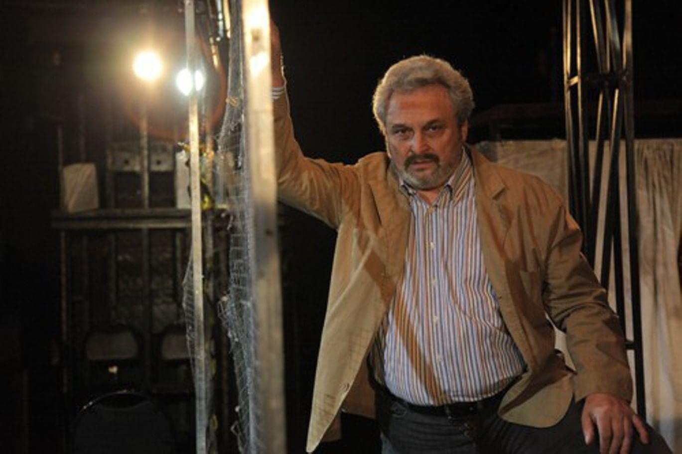 Юрий Александров: «Театр должен оставаться храмом». Галерея 1
