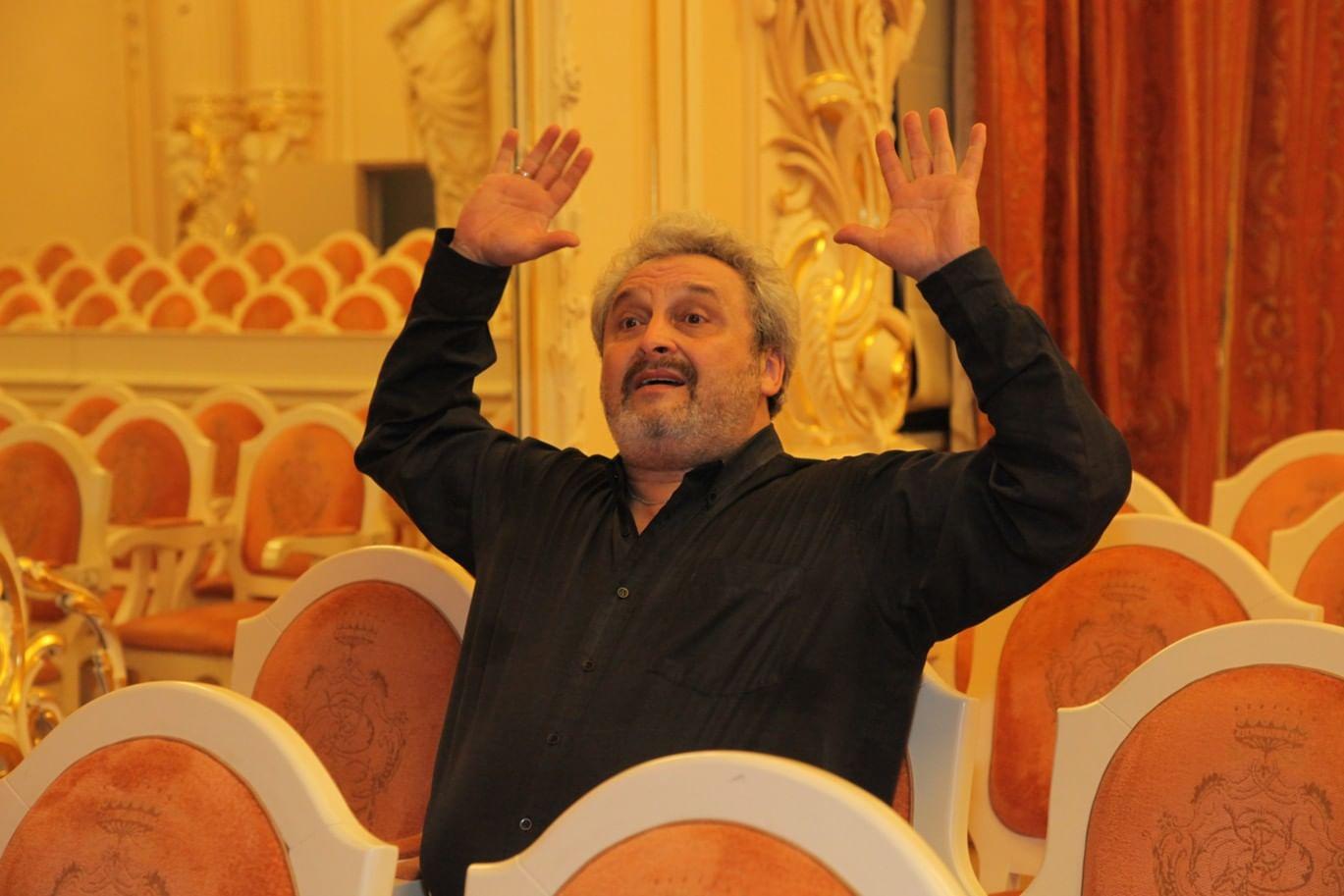 Юрий Александров: «Театр должен оставаться храмом». Галерея 2
