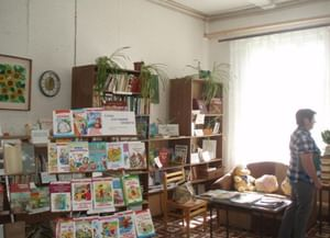 Долгопольская сельская библиотека