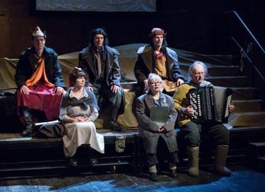 Спектакль «Магадан»