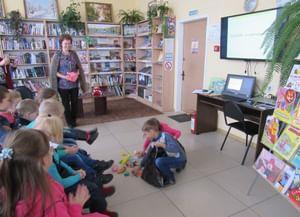 Воронинская сельская библиотека-филиал