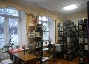 Молодежная центральная поселенческая сельская библиотека