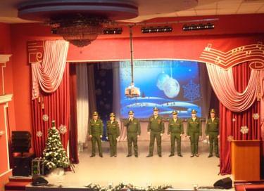 Концерт «Защитникам Отечества посвящается...»