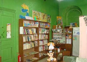 Каринская сельская библиотека