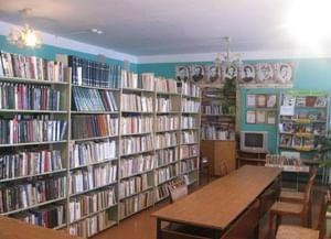 Манинская сельская библиотека