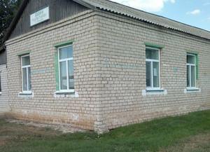 Сельская библиотека с. Романовка
