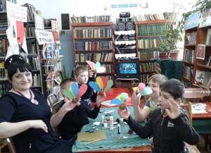 Монасеинская сельская библиотека-филиал № 11