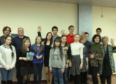 Поэтический турнир «Стихоборье»