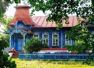 Покровская сельская библиотека-филиал № 12