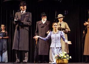 Английские драматурги в русских театрах