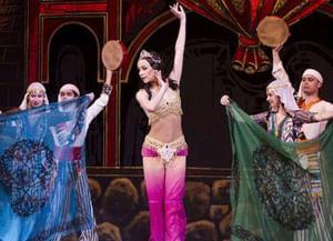 Восточные мотивы в балете