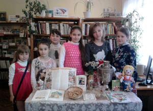 Детская библиотека-филиал № 8 г. Симферополь