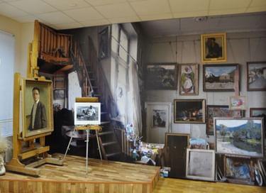 Выставка «Судьба В. К. Нечитайло – частица судьбы города Сальска»