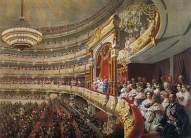 Тематическая экскурсия «Театр и светская жизнь дворян XIX века»