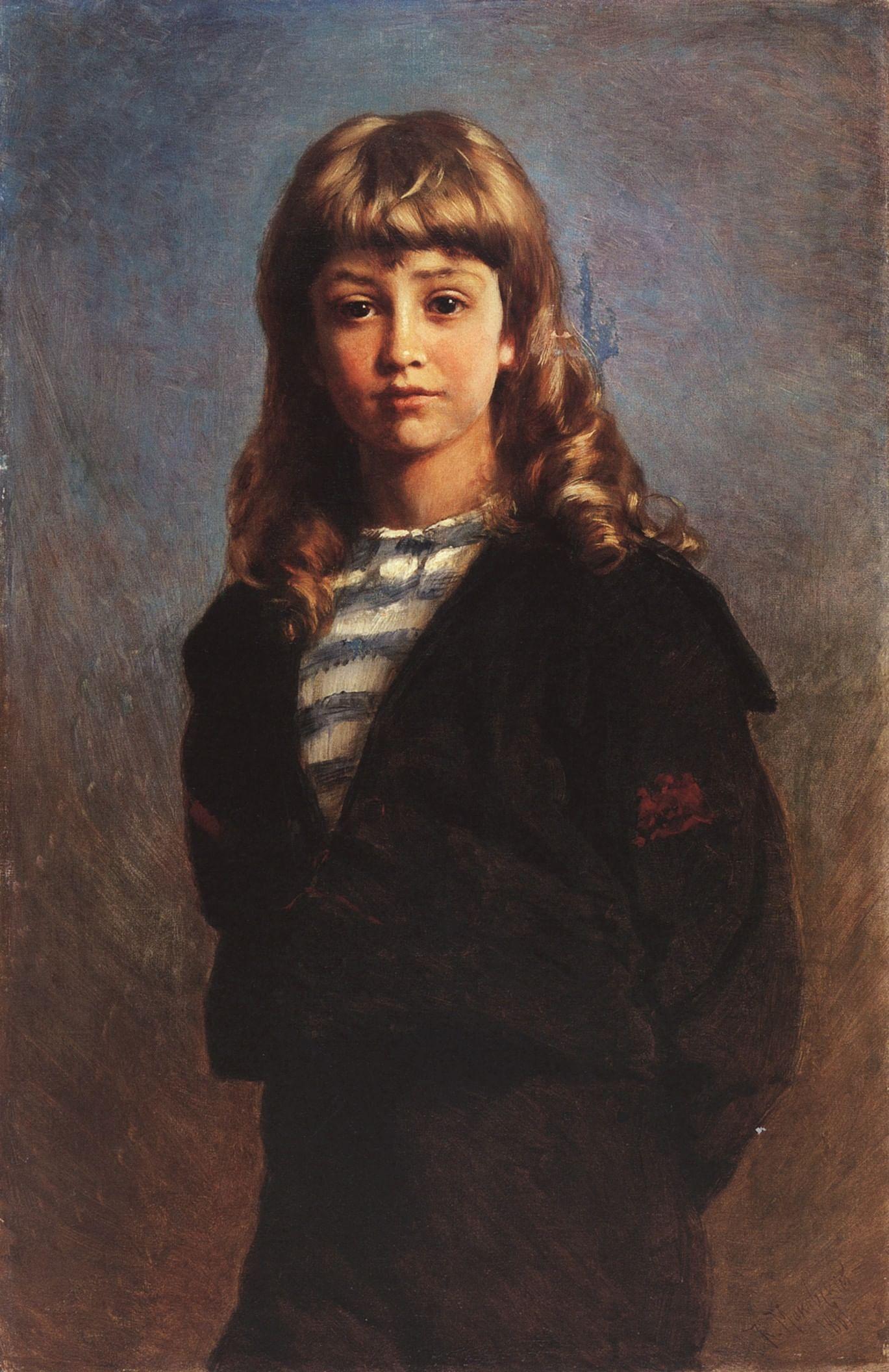Родители - детям. Галерея 3. Константин Маковский