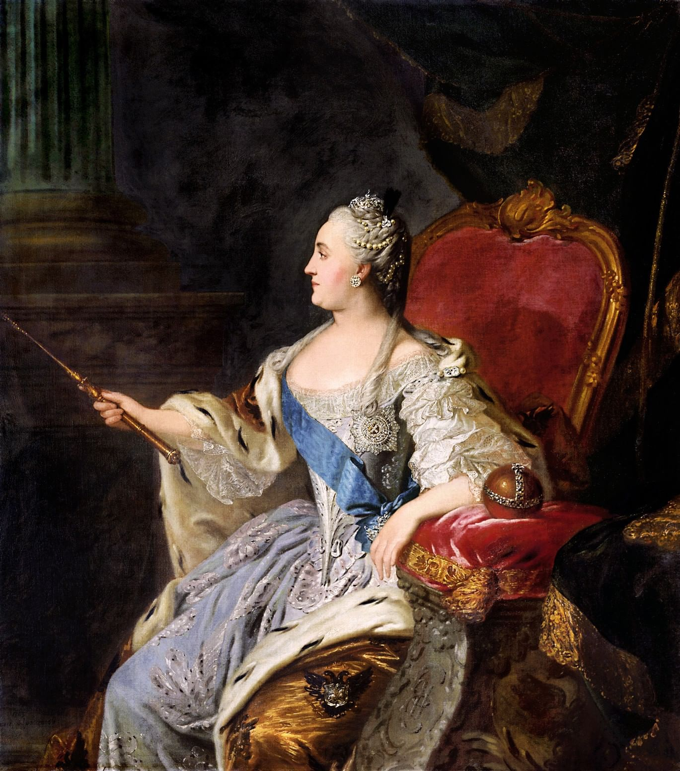 Родители - детям. Галерея 1. Екатерина II