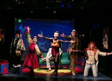 Спектакль «...и цирк!!!»