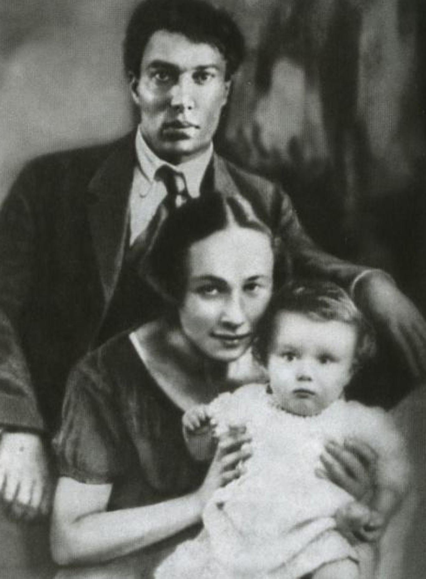 Родители - детям. Галерея 7. Борис Пастернак