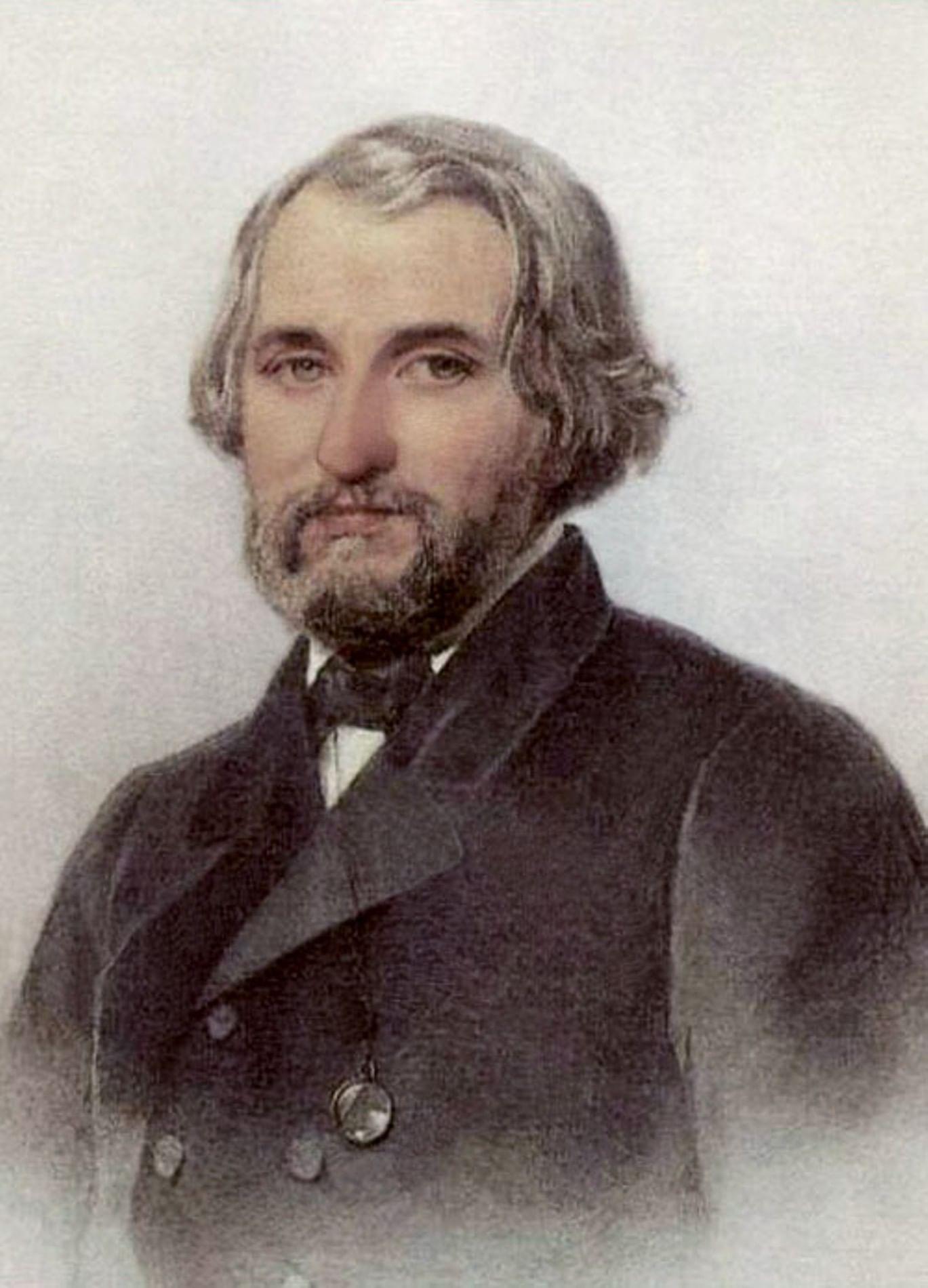 Иван Тургенев. Галерея 3