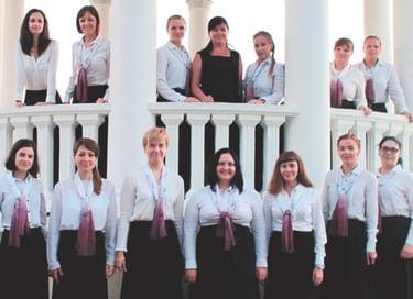 Концерт женского хора «Академия»