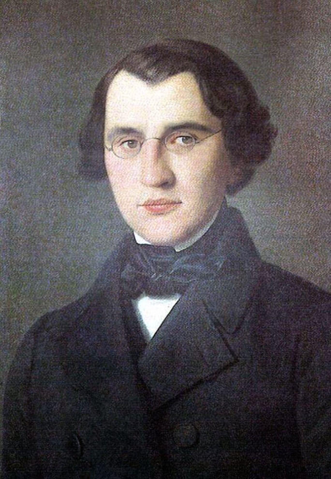 Иван Тургенев. Галерея 1