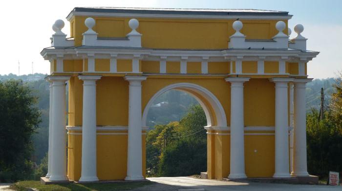 Триумфальные арки в Новочеркасске